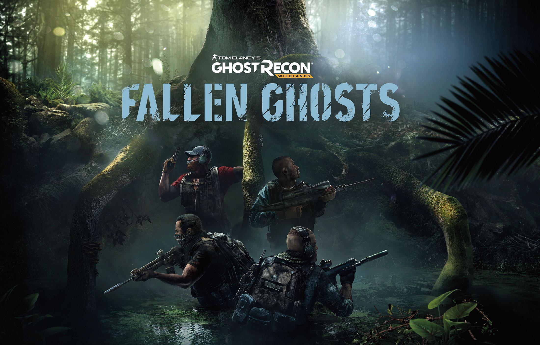 Expanze Fallen Ghosts naváže na hlavní příběh Ghost Recon: Wildlands 144039
