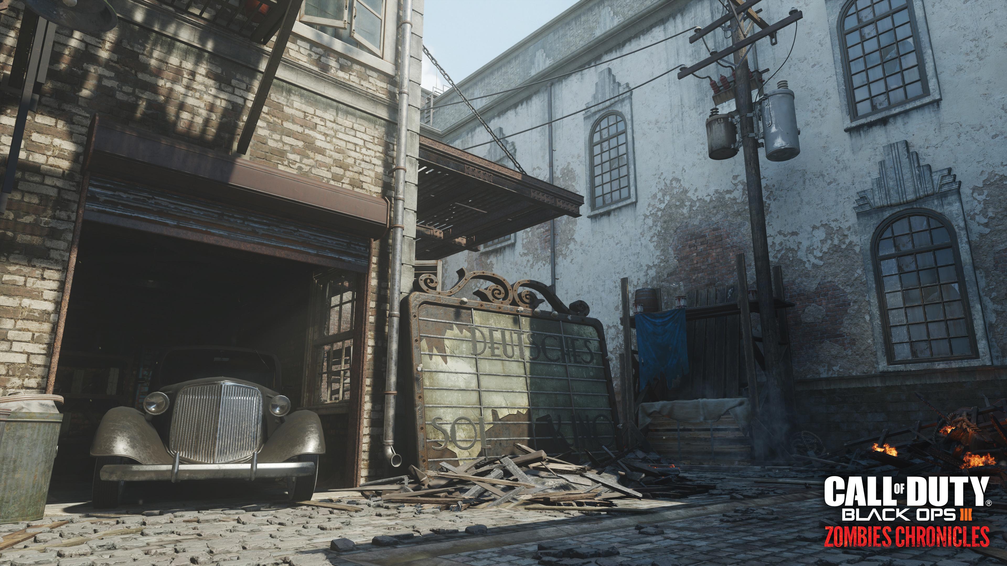 Vychází Call of Duty: Black Ops 3 - Zombies Chronicles pro PS4 144068