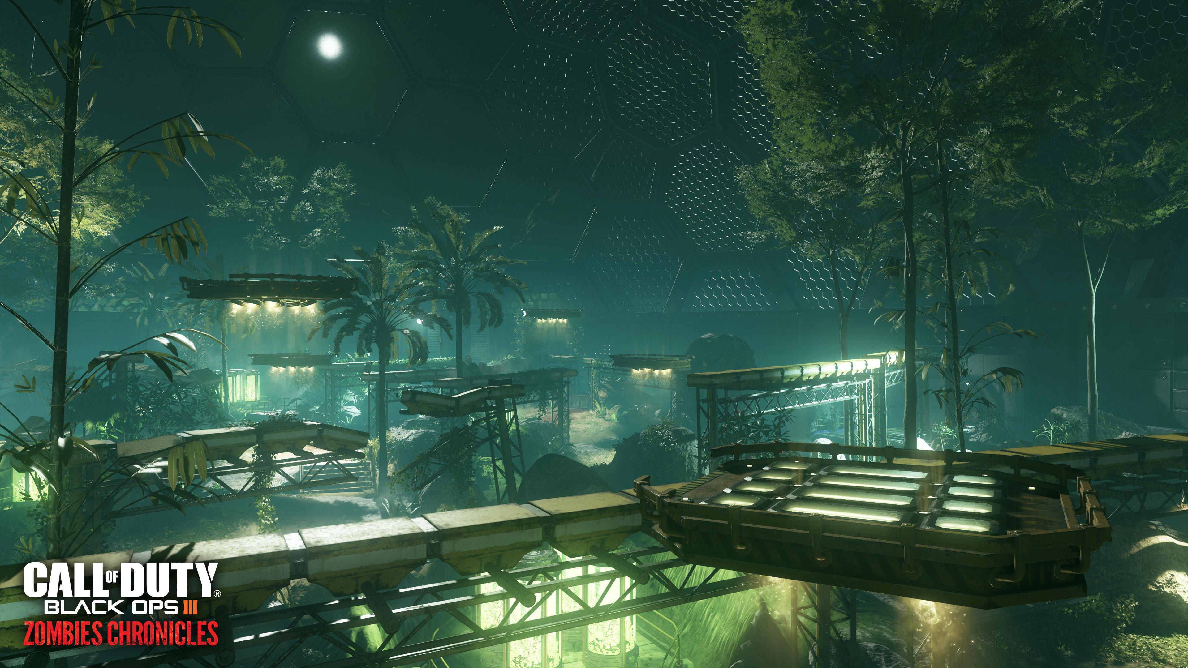 Vychází Call of Duty: Black Ops 3 - Zombies Chronicles pro PS4 144070