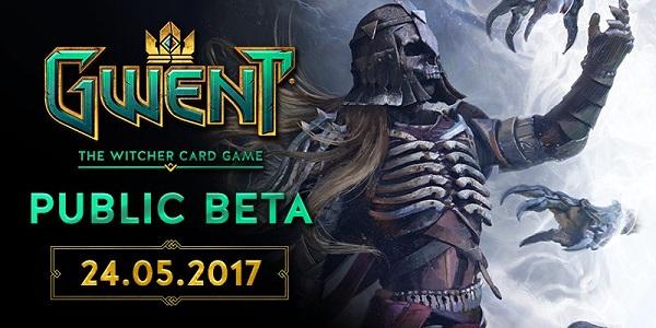 Otevřená beta Gwent: The Witcher Card Game odstartuje 24. května 144163