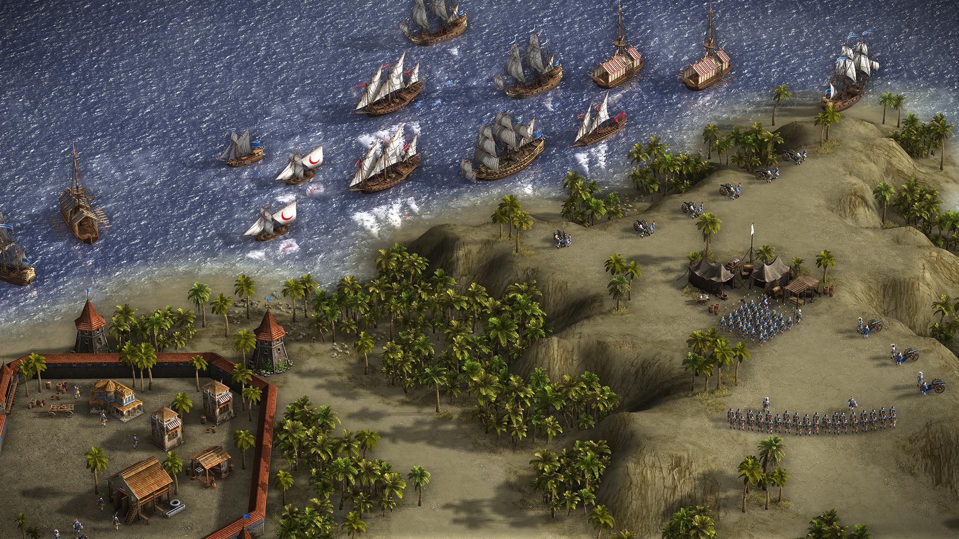 Cossacks 3 získává dva nové národy a nové kampaně 144248
