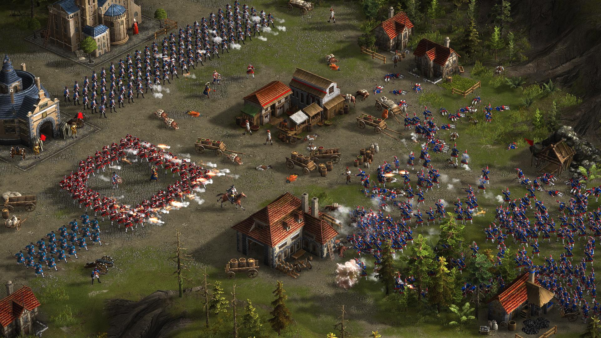 Cossacks 3 získává dva nové národy a nové kampaně 144250