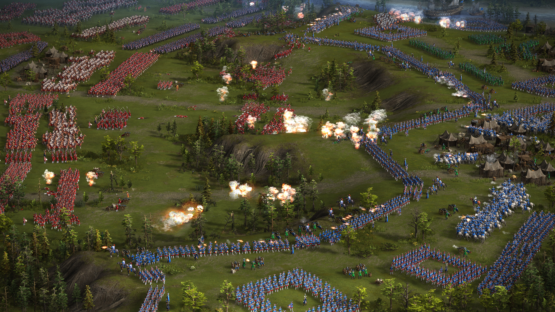 Cossacks 3 získává dva nové národy a nové kampaně 144251