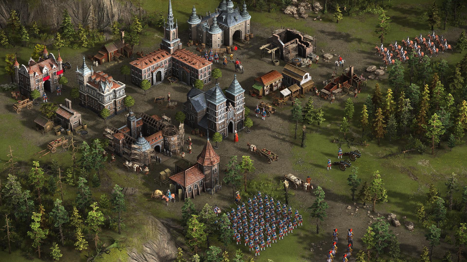 Cossacks 3 získává dva nové národy a nové kampaně 144253