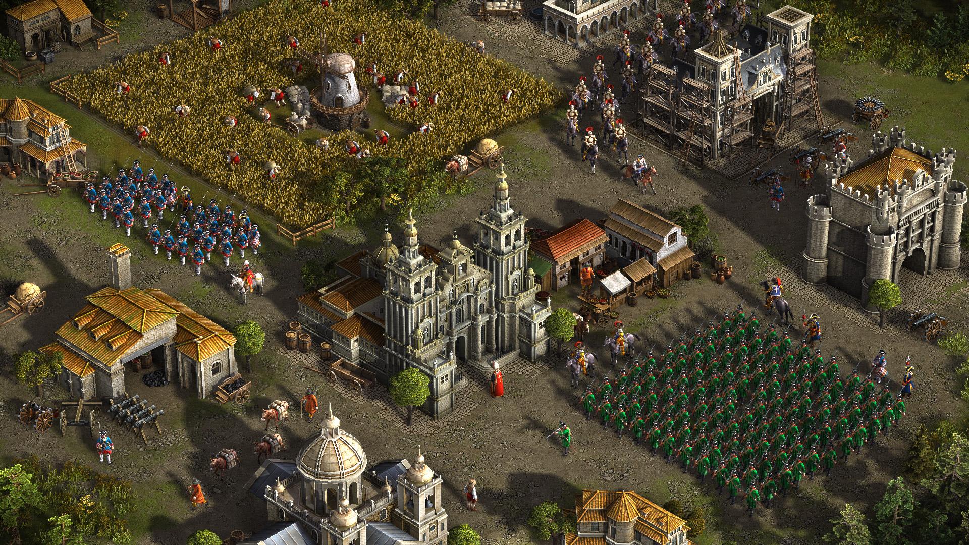 Cossacks 3 získává dva nové národy a nové kampaně 144255