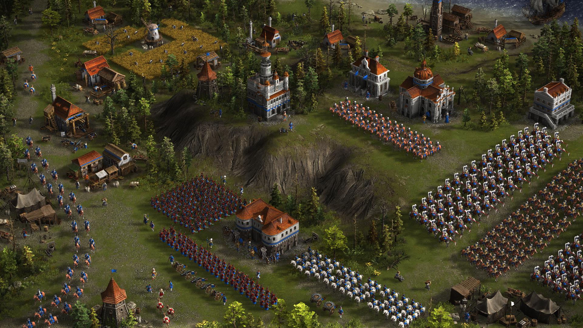 Cossacks 3 získává dva nové národy a nové kampaně 144257