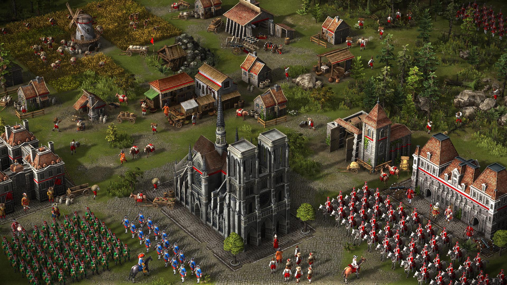 Cossacks 3 získává dva nové národy a nové kampaně 144258