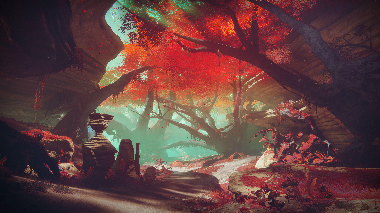 Nálož screenshotů a nové informace o Destiny 2 144354
