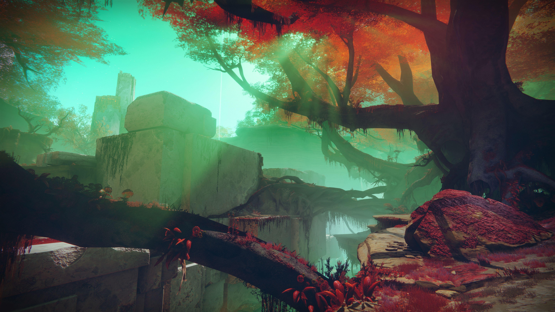 Nálož screenshotů a nové informace o Destiny 2 144355