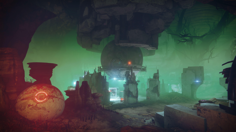 Nálož screenshotů a nové informace o Destiny 2 144358