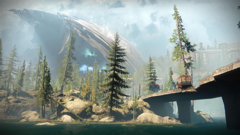 Nálož screenshotů a nové informace o Destiny 2 144360