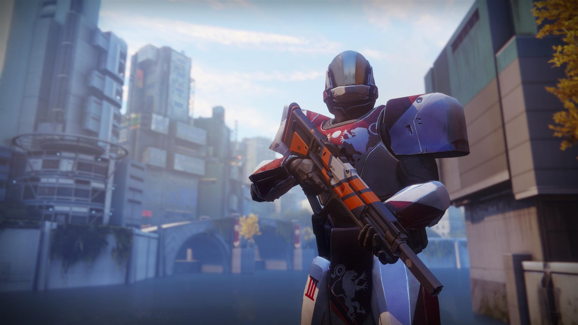Nálož screenshotů a nové informace o Destiny 2 144365