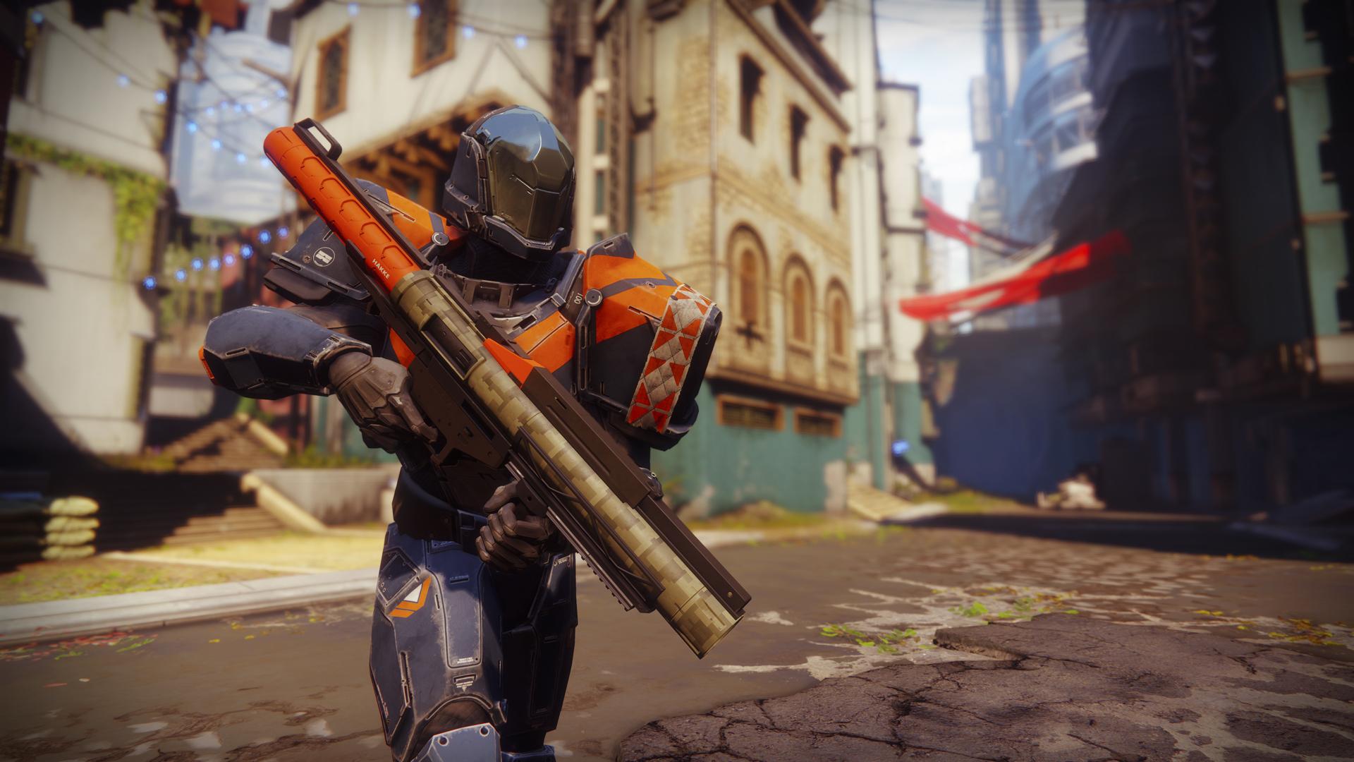 Nálož screenshotů a nové informace o Destiny 2 144366
