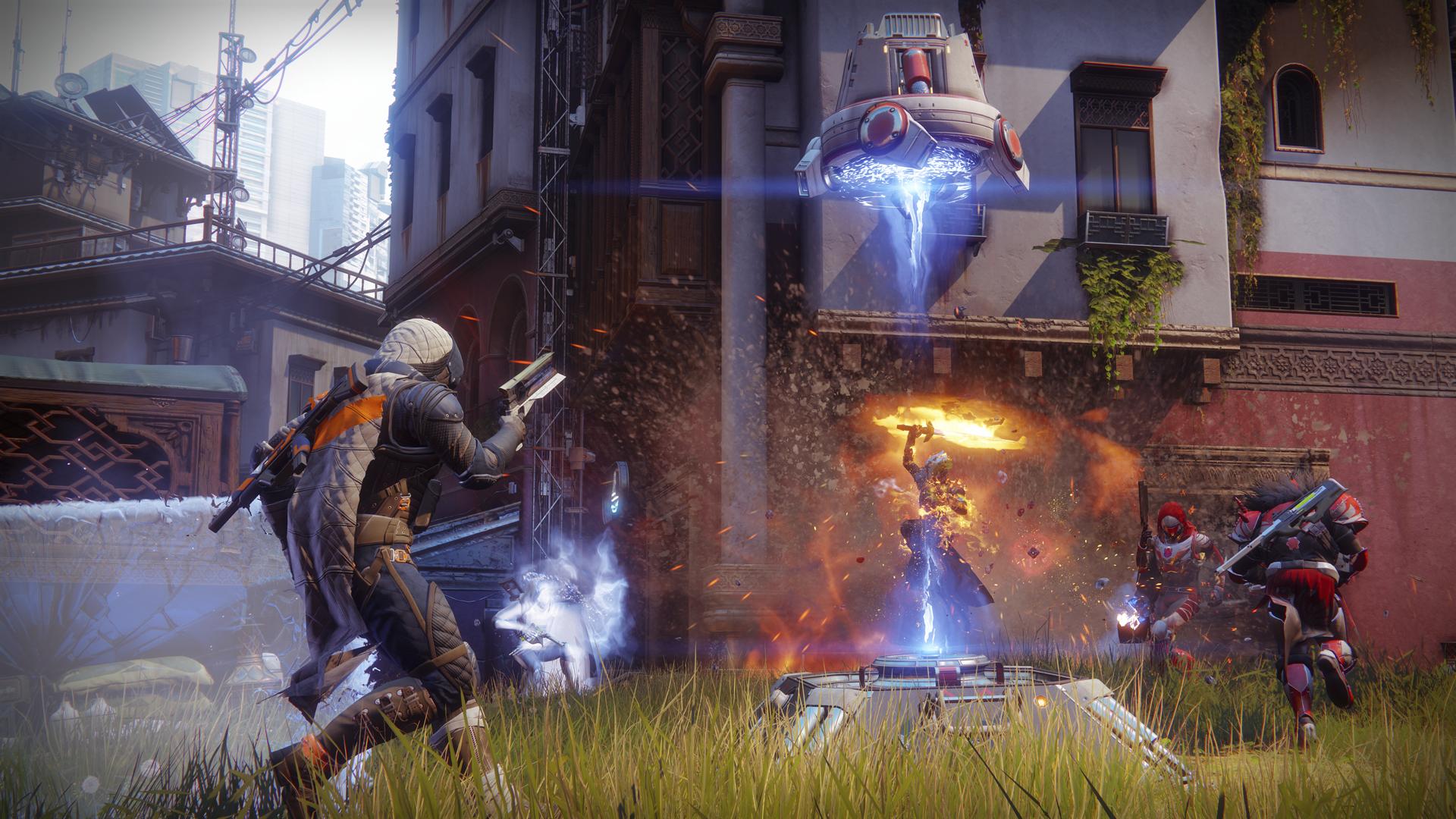 Nálož screenshotů a nové informace o Destiny 2 144373
