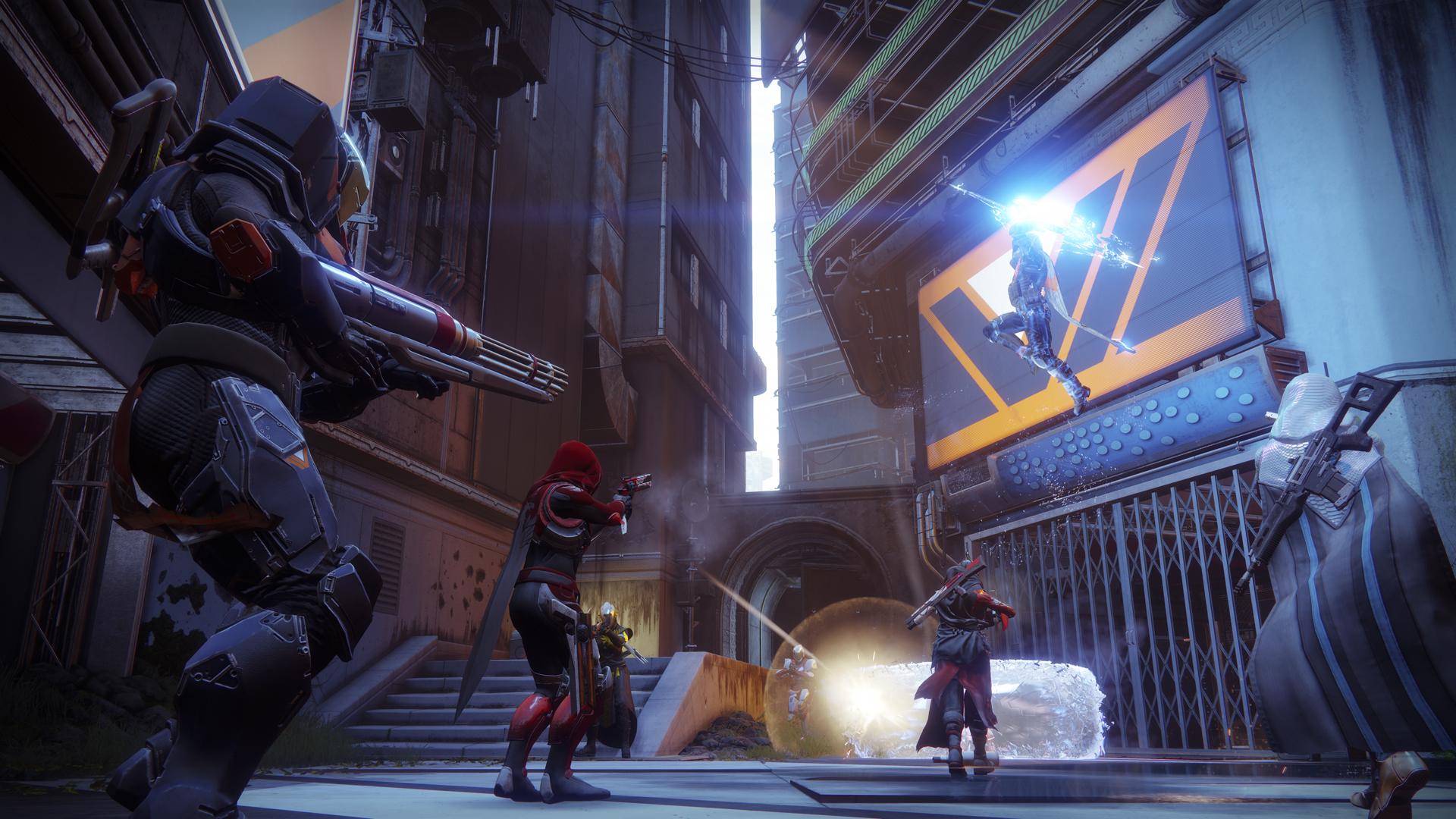 Nálož screenshotů a nové informace o Destiny 2 144374
