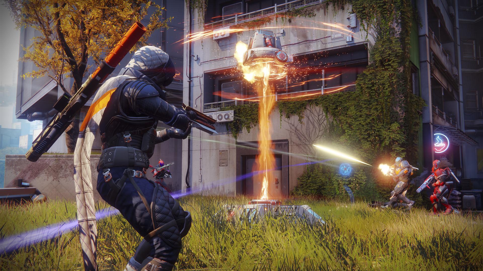 Nálož screenshotů a nové informace o Destiny 2 144375