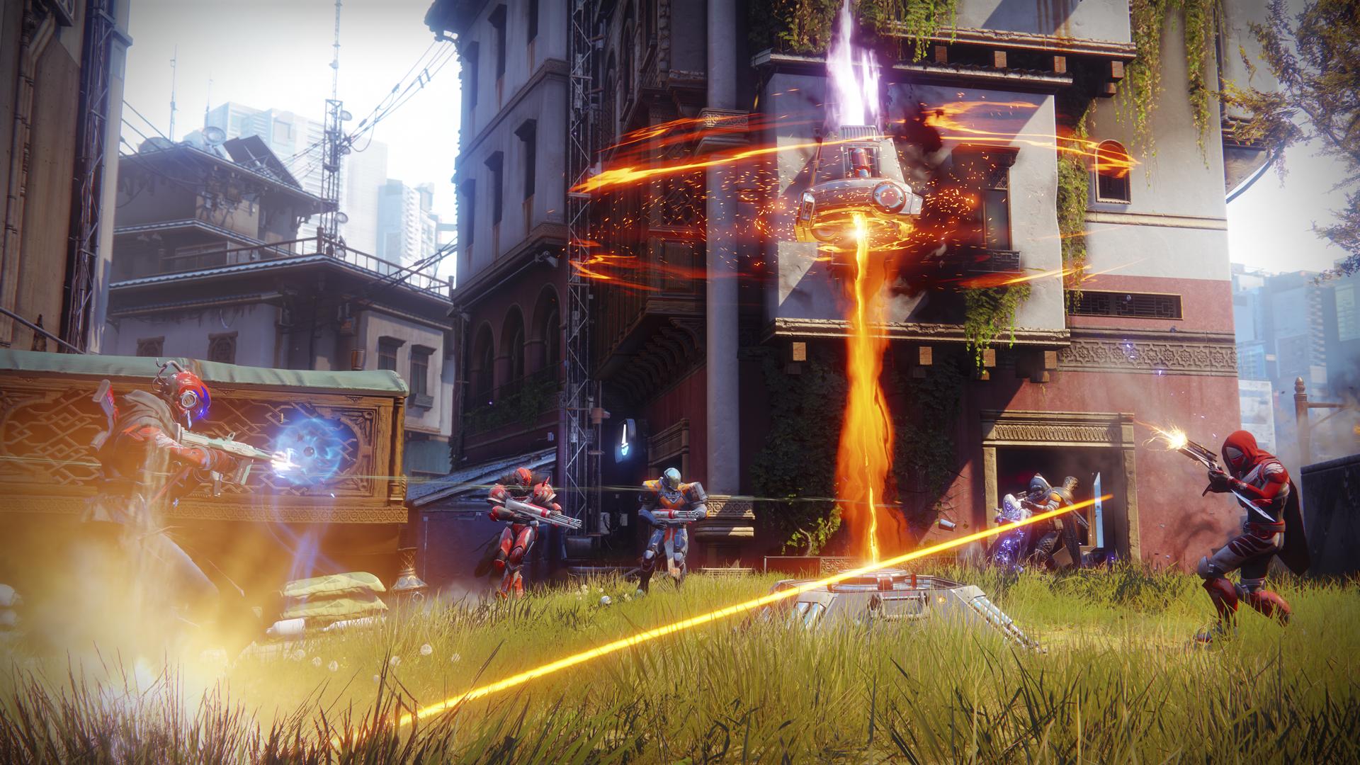 Nálož screenshotů a nové informace o Destiny 2 144376