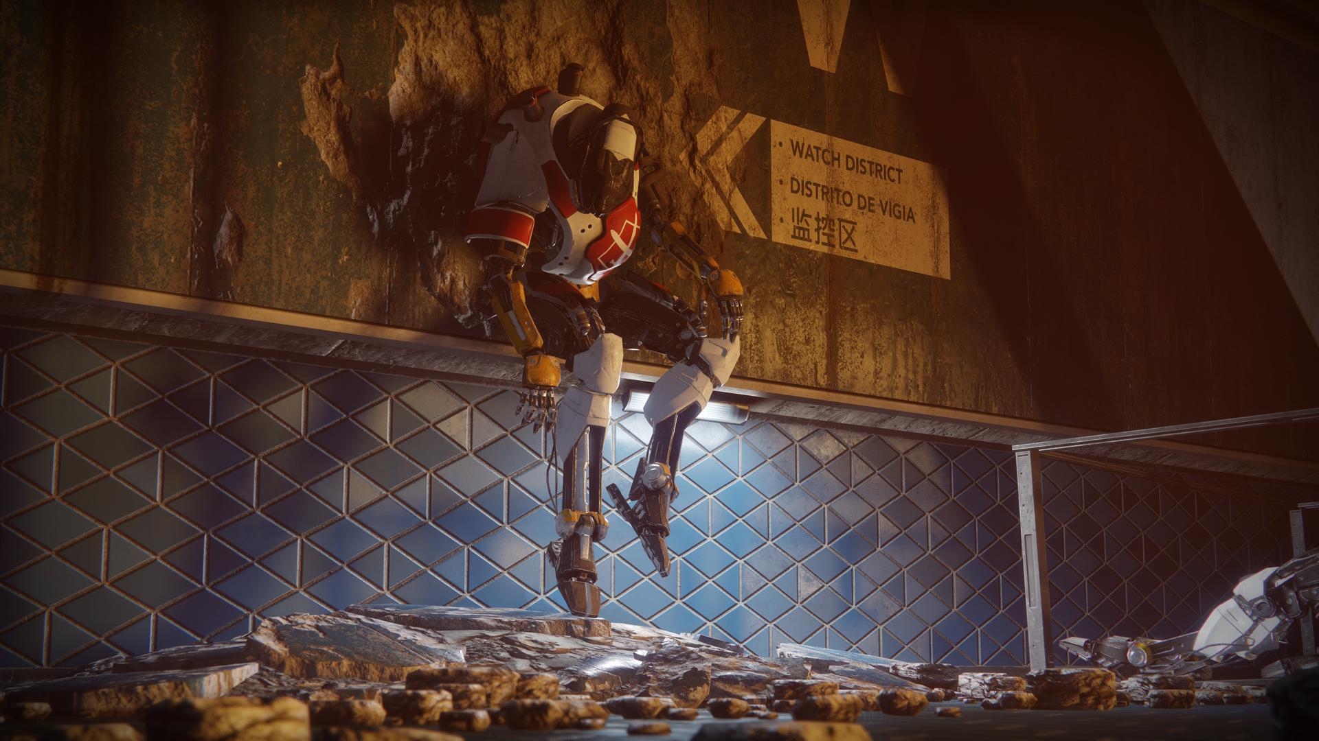Nálož screenshotů a nové informace o Destiny 2 144385