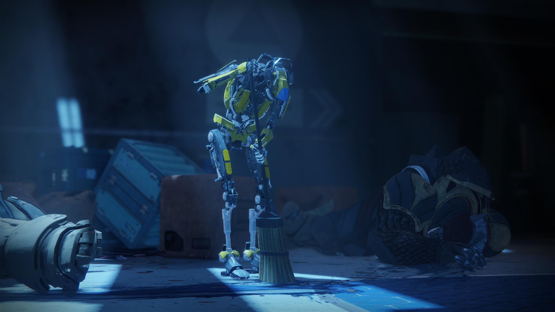 Nálož screenshotů a nové informace o Destiny 2 144389