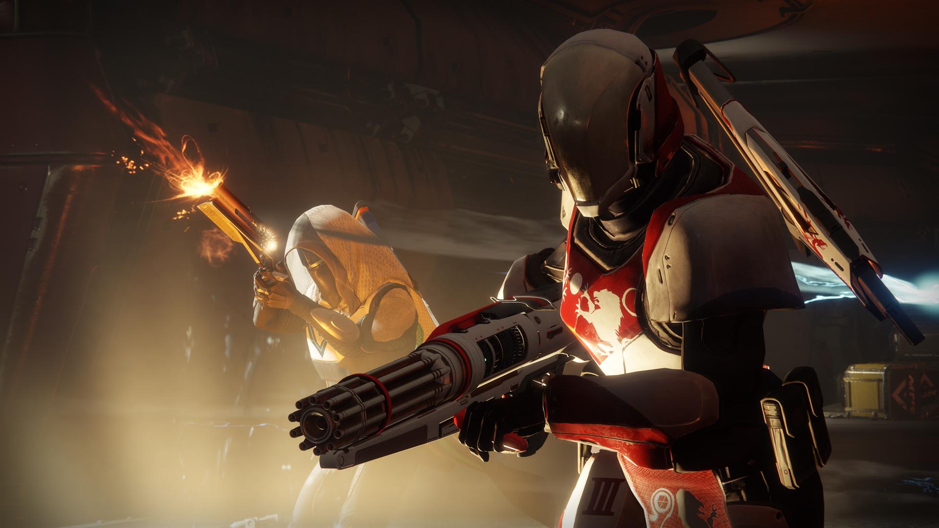 Nálož screenshotů a nové informace o Destiny 2 144390