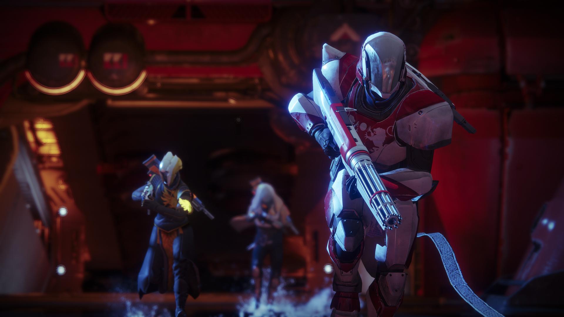 Nálož screenshotů a nové informace o Destiny 2 144391