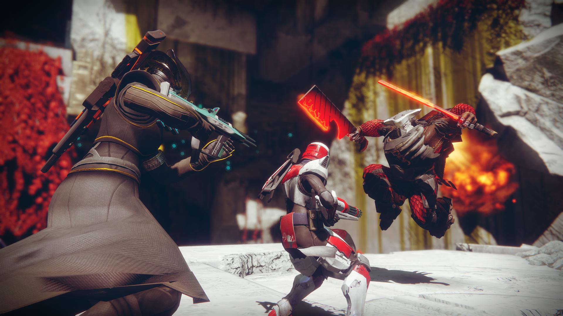 Nálož screenshotů a nové informace o Destiny 2 144395