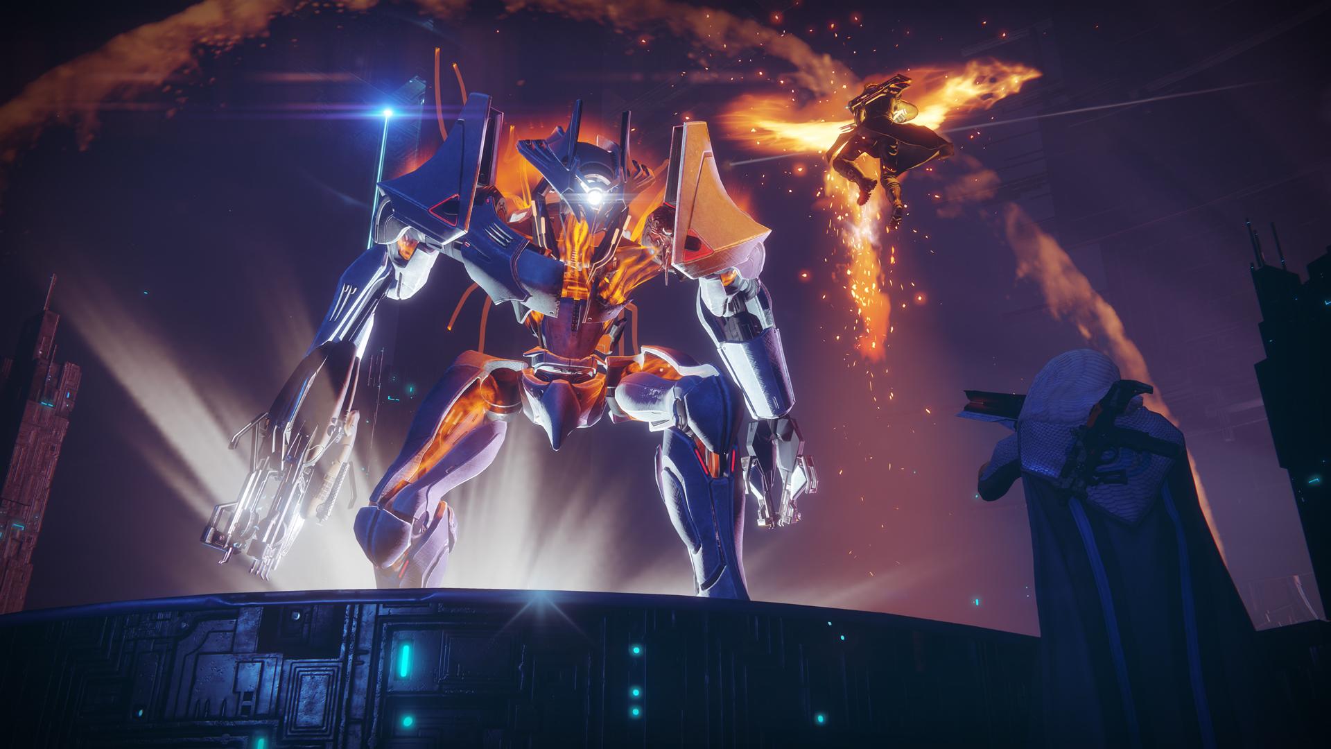 Nálož screenshotů a nové informace o Destiny 2 144399