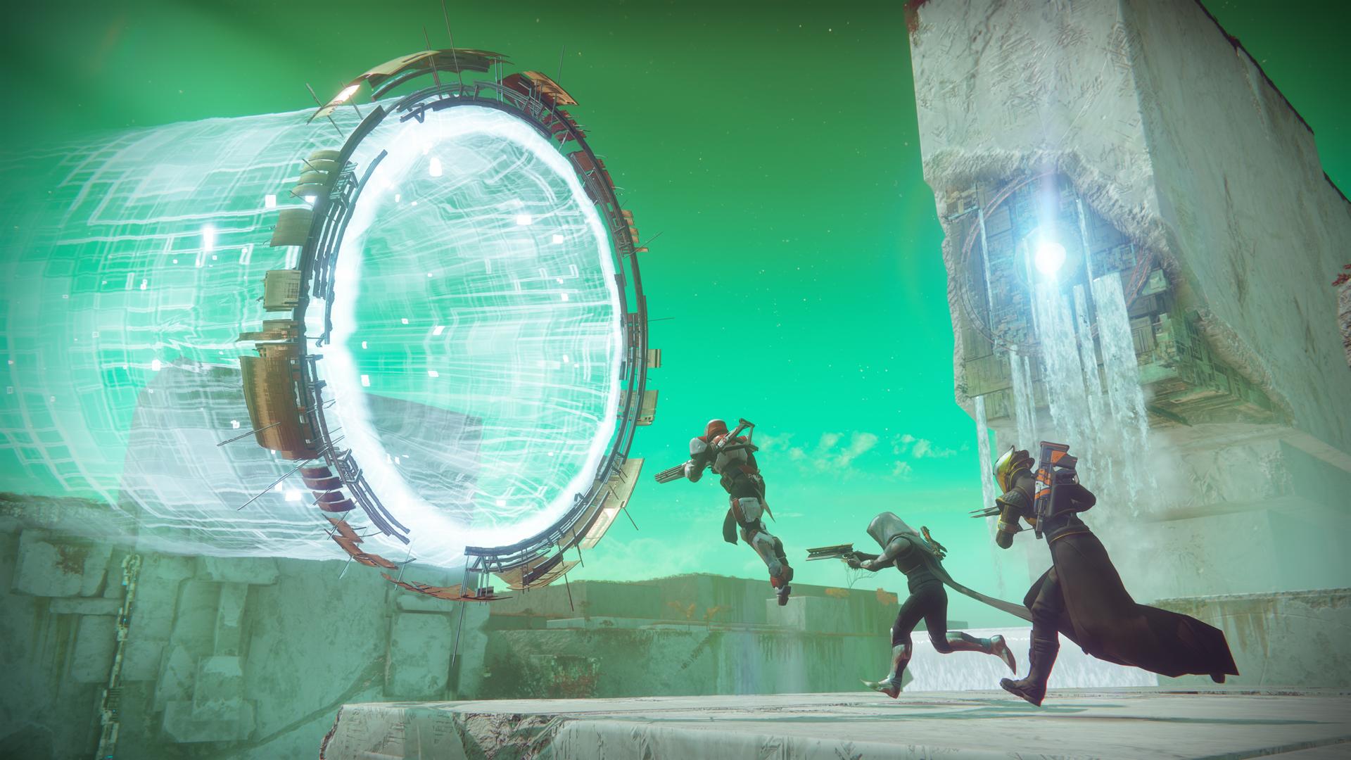 Nálož screenshotů a nové informace o Destiny 2 144402