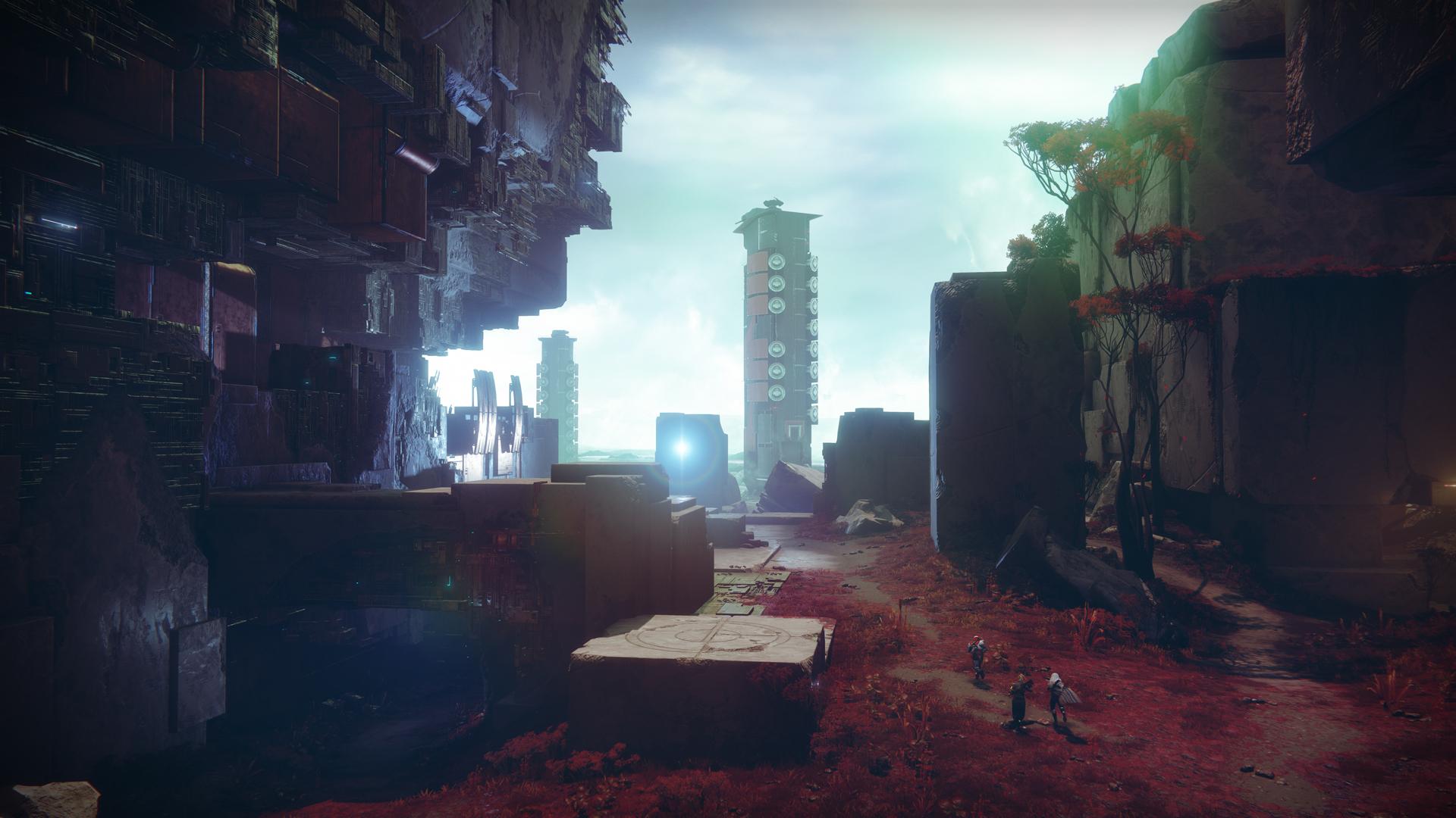 Nálož screenshotů a nové informace o Destiny 2 144405
