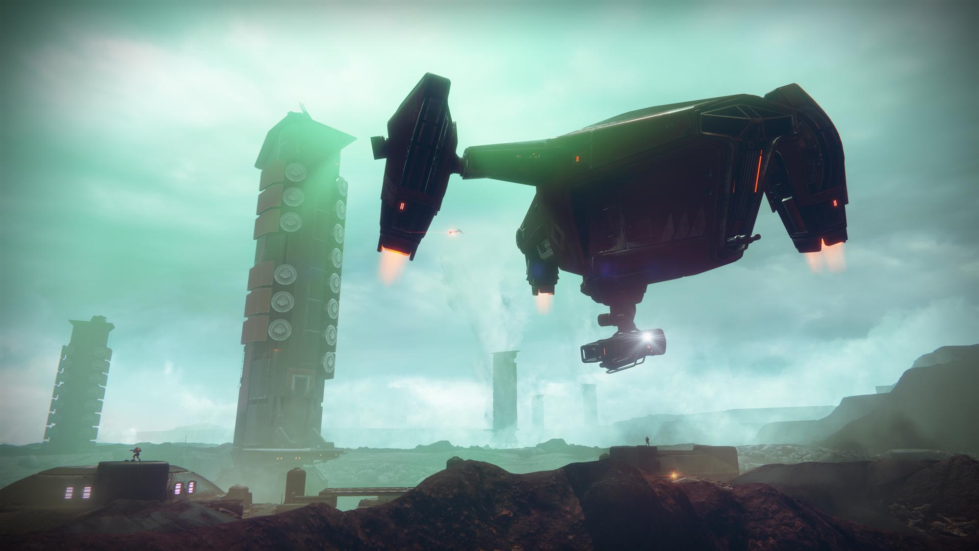 Nálož screenshotů a nové informace o Destiny 2 144406