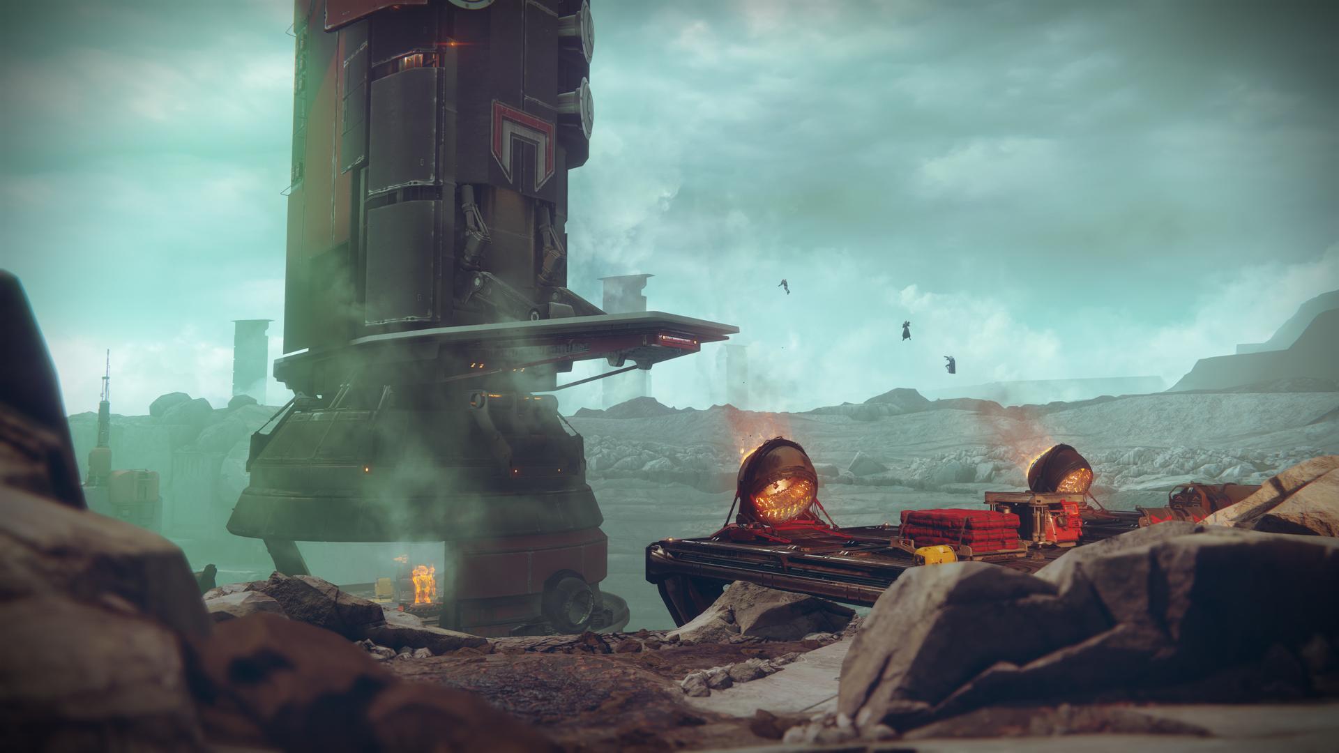 Nálož screenshotů a nové informace o Destiny 2 144407