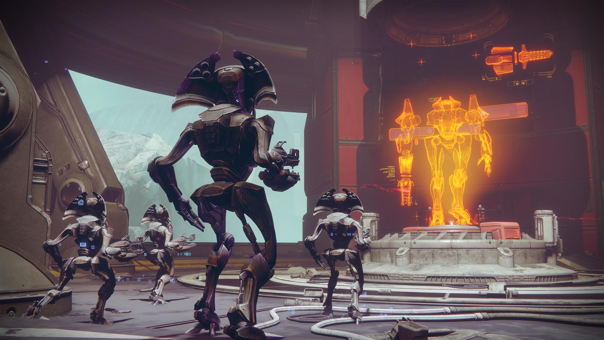 Nálož screenshotů a nové informace o Destiny 2 144408
