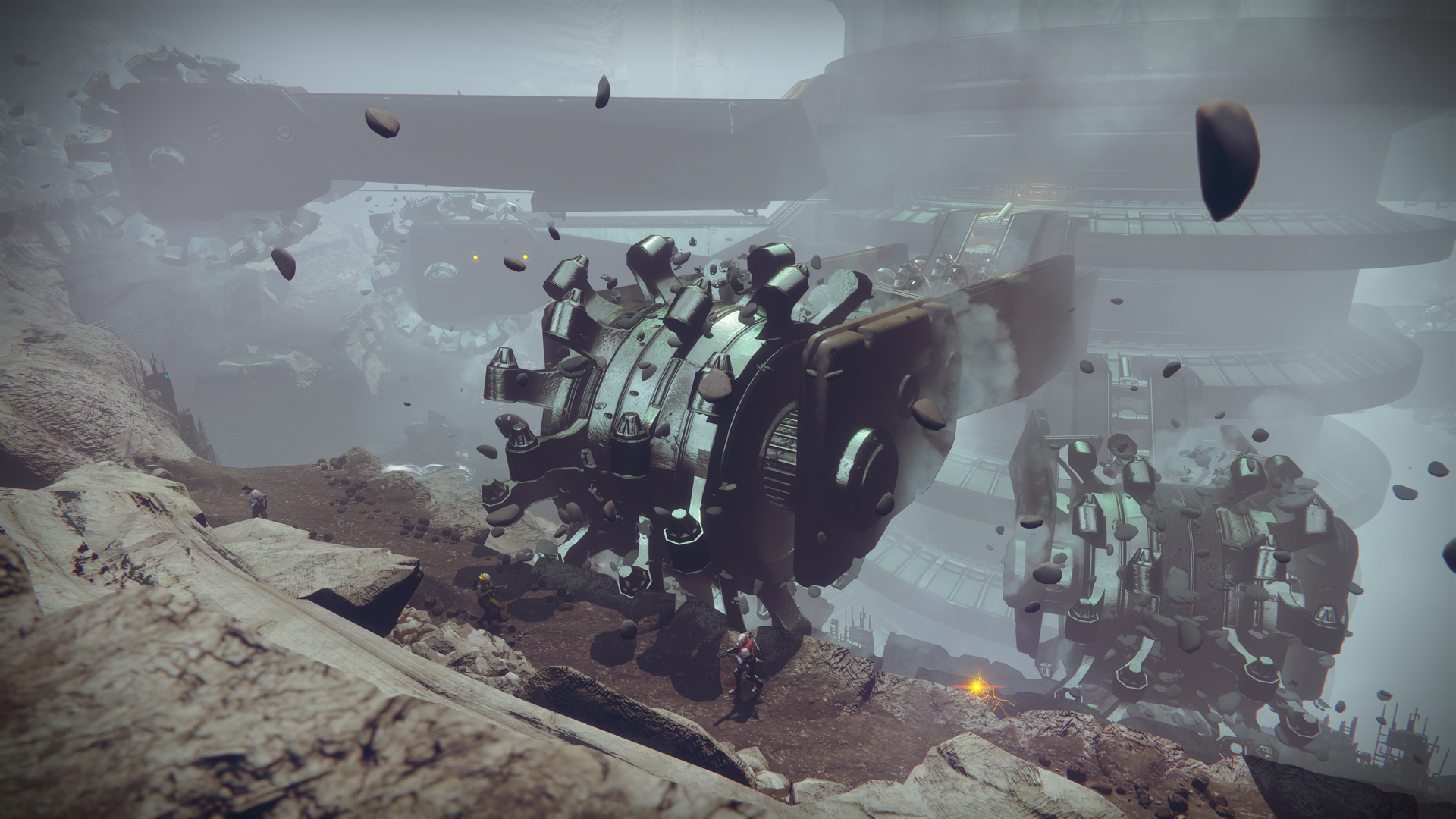 Nálož screenshotů a nové informace o Destiny 2 144409