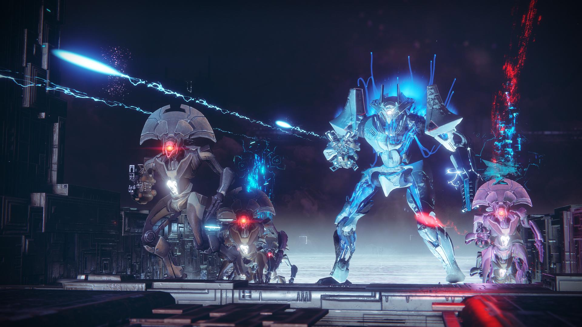 Nálož screenshotů a nové informace o Destiny 2 144411