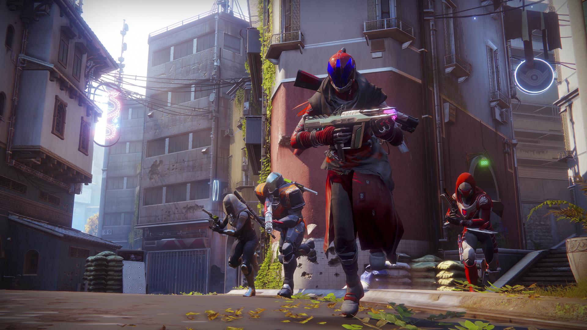 Nálož screenshotů a nové informace o Destiny 2 144413
