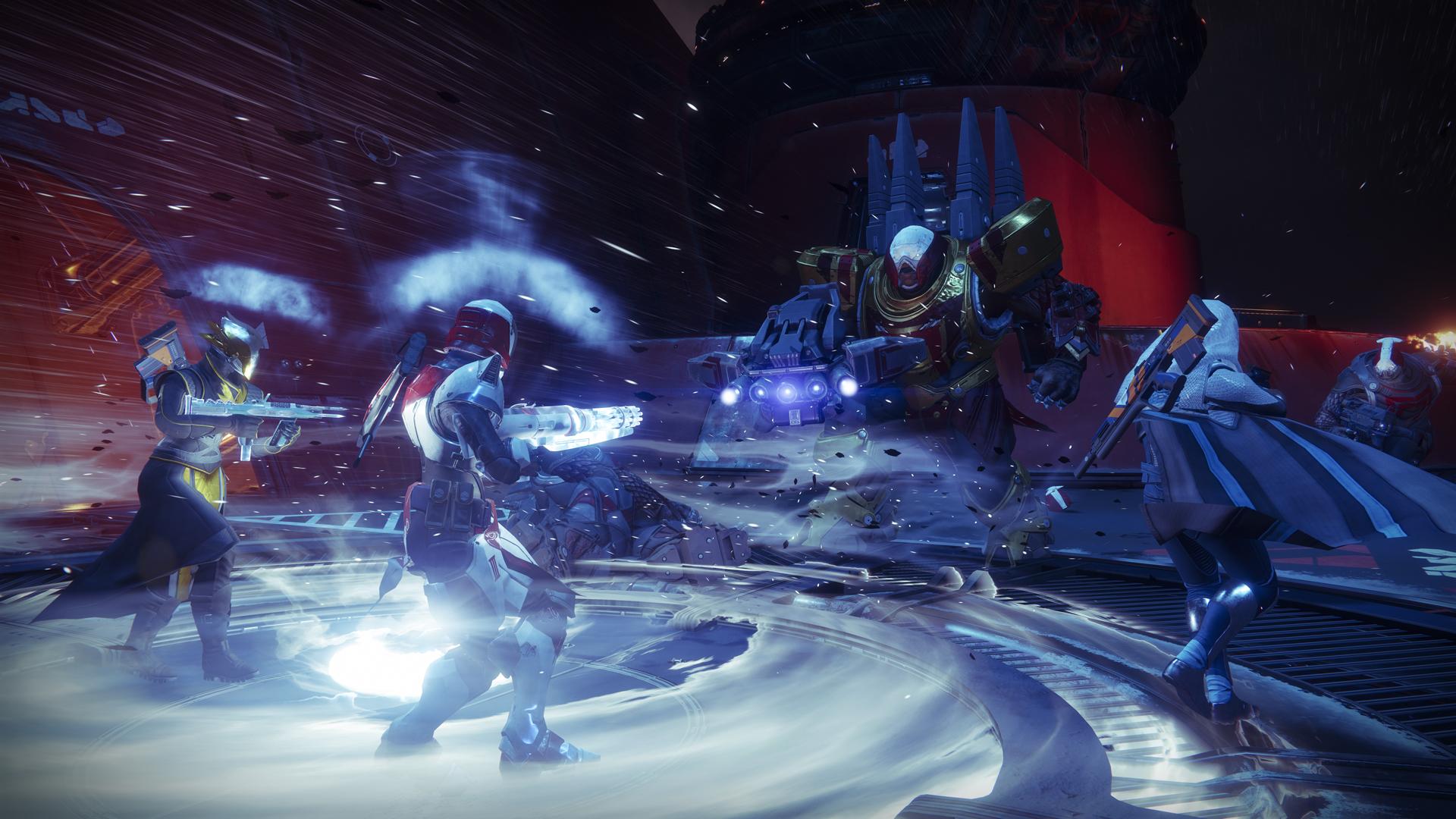 Nálož screenshotů a nové informace o Destiny 2 144416