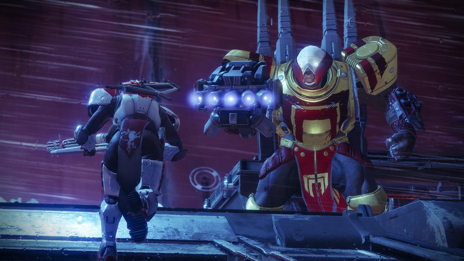 Nálož screenshotů a nové informace o Destiny 2 144418
