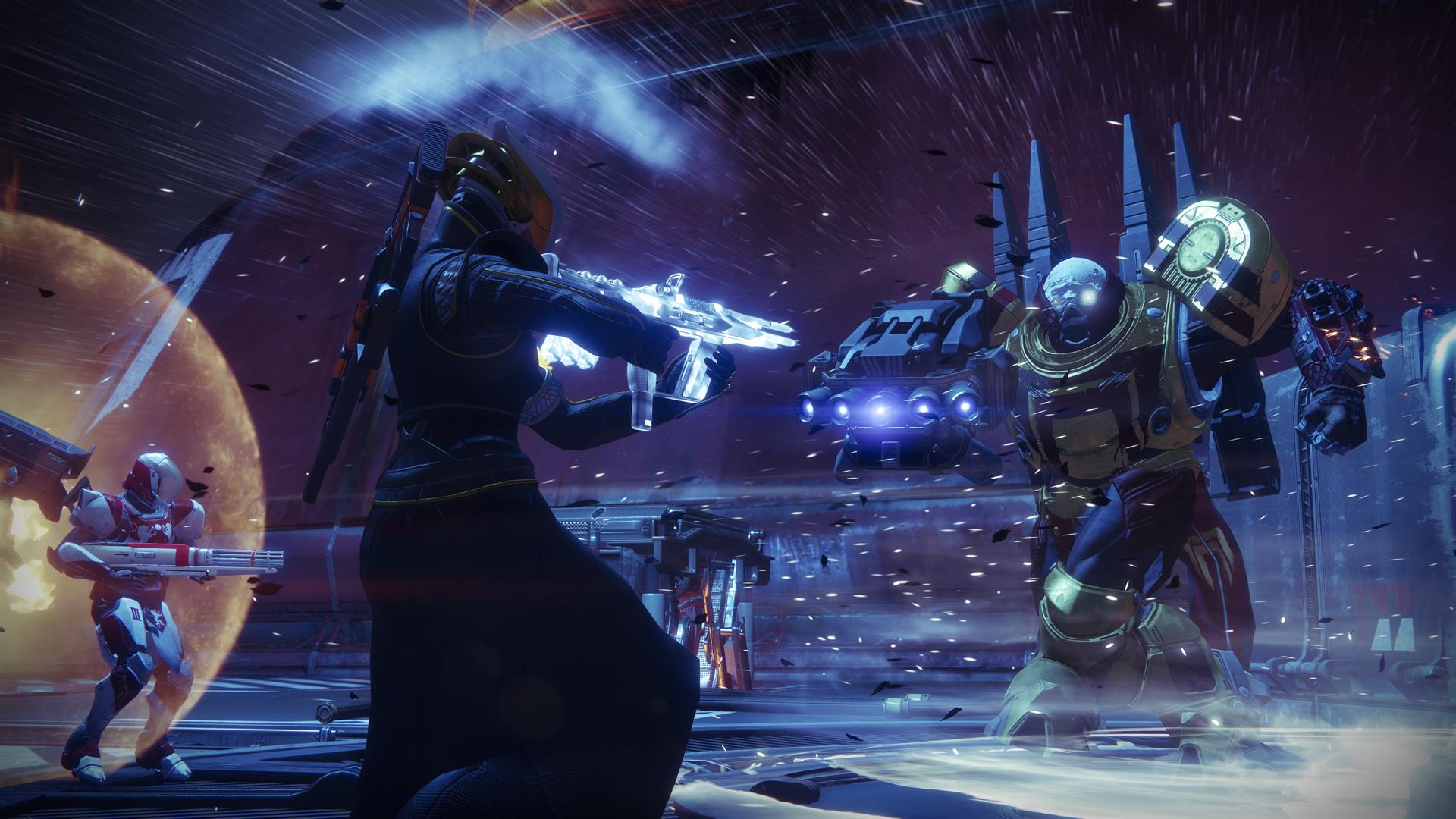 Nálož screenshotů a nové informace o Destiny 2 144419