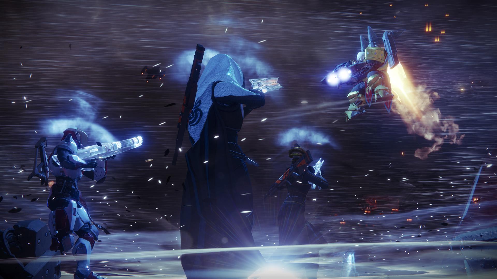 Nálož screenshotů a nové informace o Destiny 2 144420