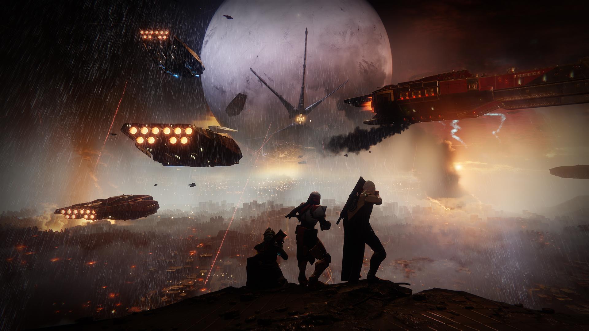 Nálož screenshotů a nové informace o Destiny 2 144421