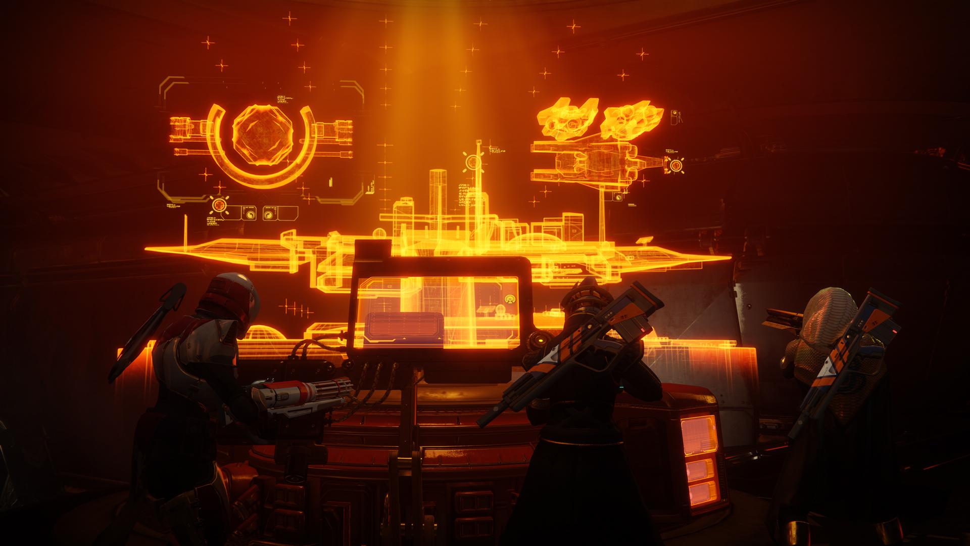 Nálož screenshotů a nové informace o Destiny 2 144422