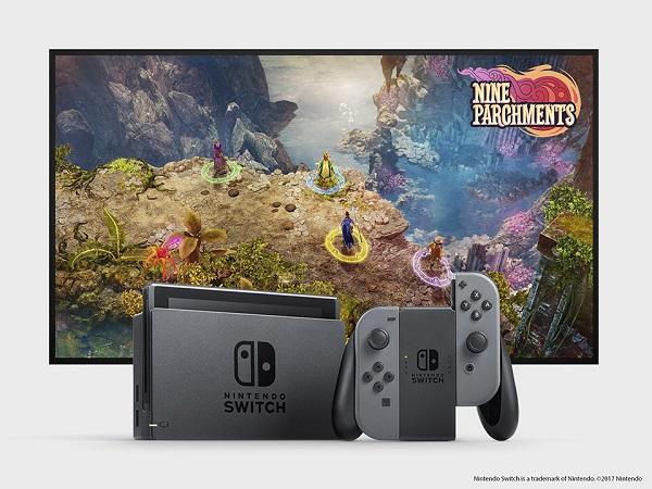 Nine Parchments od tvůrců Trine dorazí i na Nintendo Switch 144459