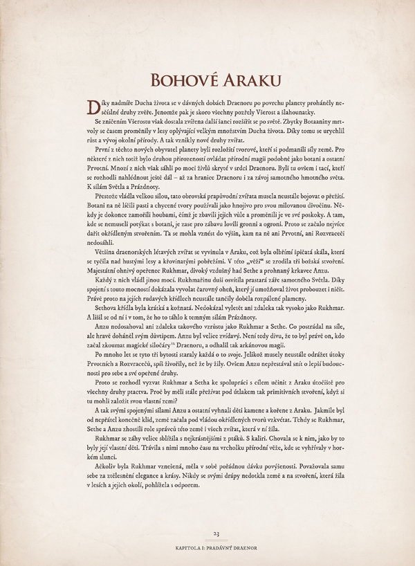 World of Warcraft: Kronika - Svazek 2 - zelená historie 144466