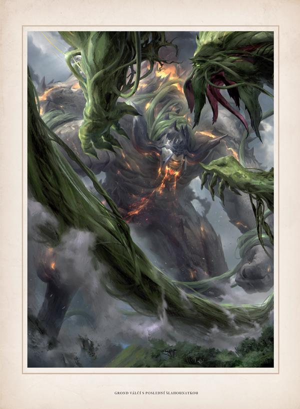 World of Warcraft: Kronika - Svazek 2 - zelená historie 144468