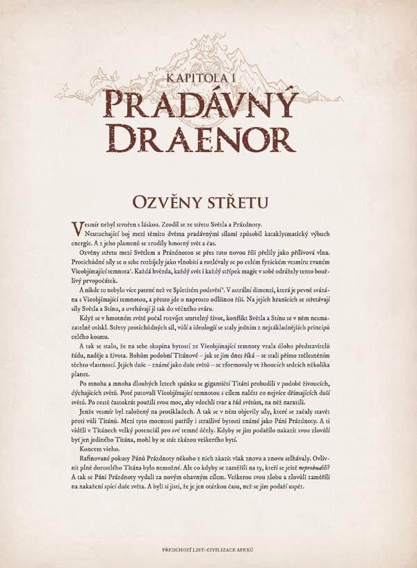 World of Warcraft: Kronika - Svazek 2 - zelená historie 144469
