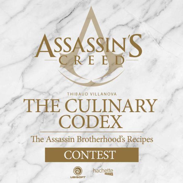 Série Assassin's Creed bude mít vlastní kuchařku 144512