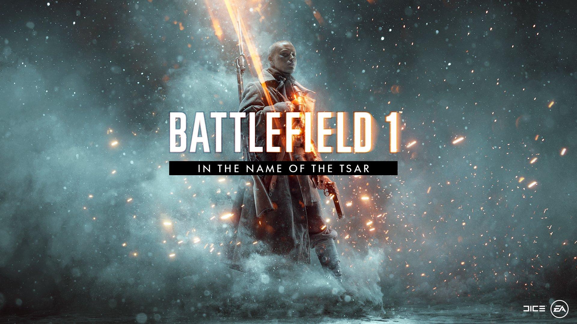 Ruské DLC do Battlefieldu 1 zahrne ženy 144551
