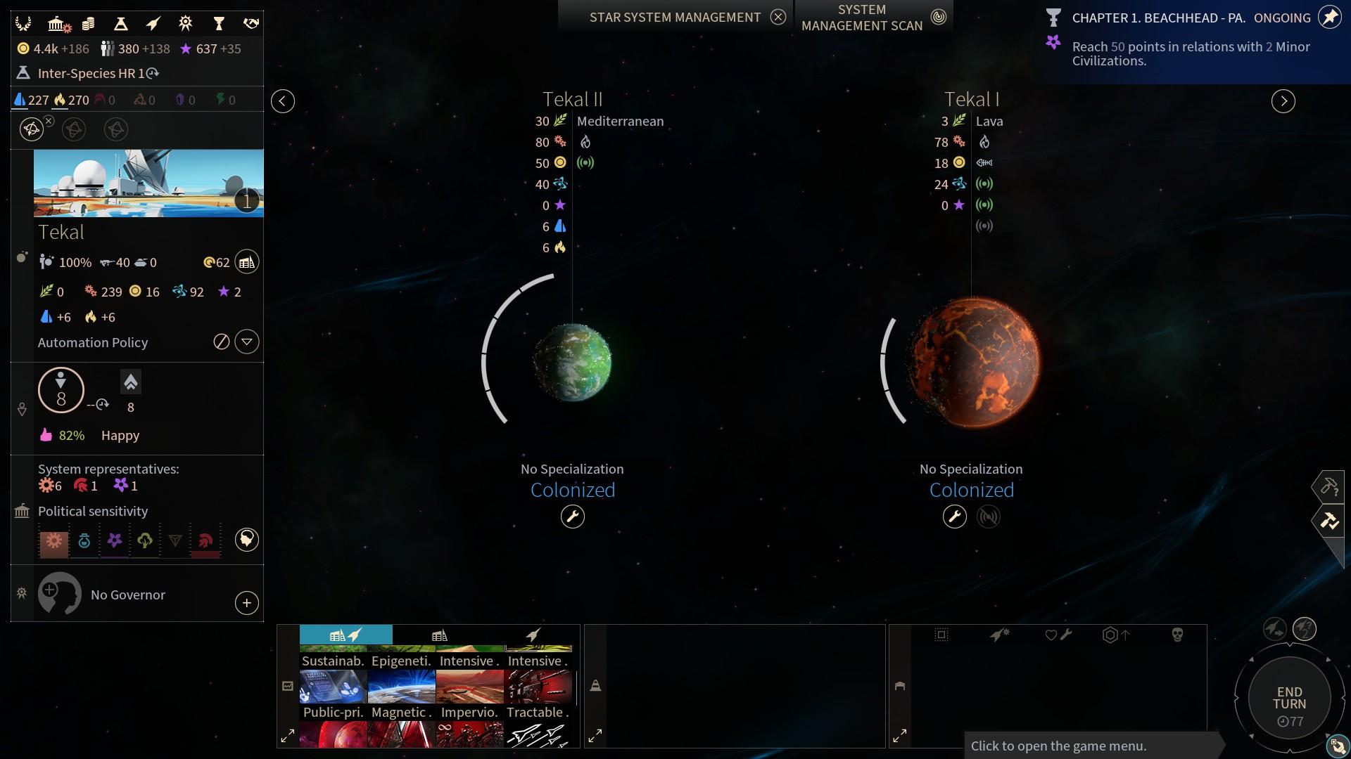 Endless Space 2 – konkurence schopný kousek 144572