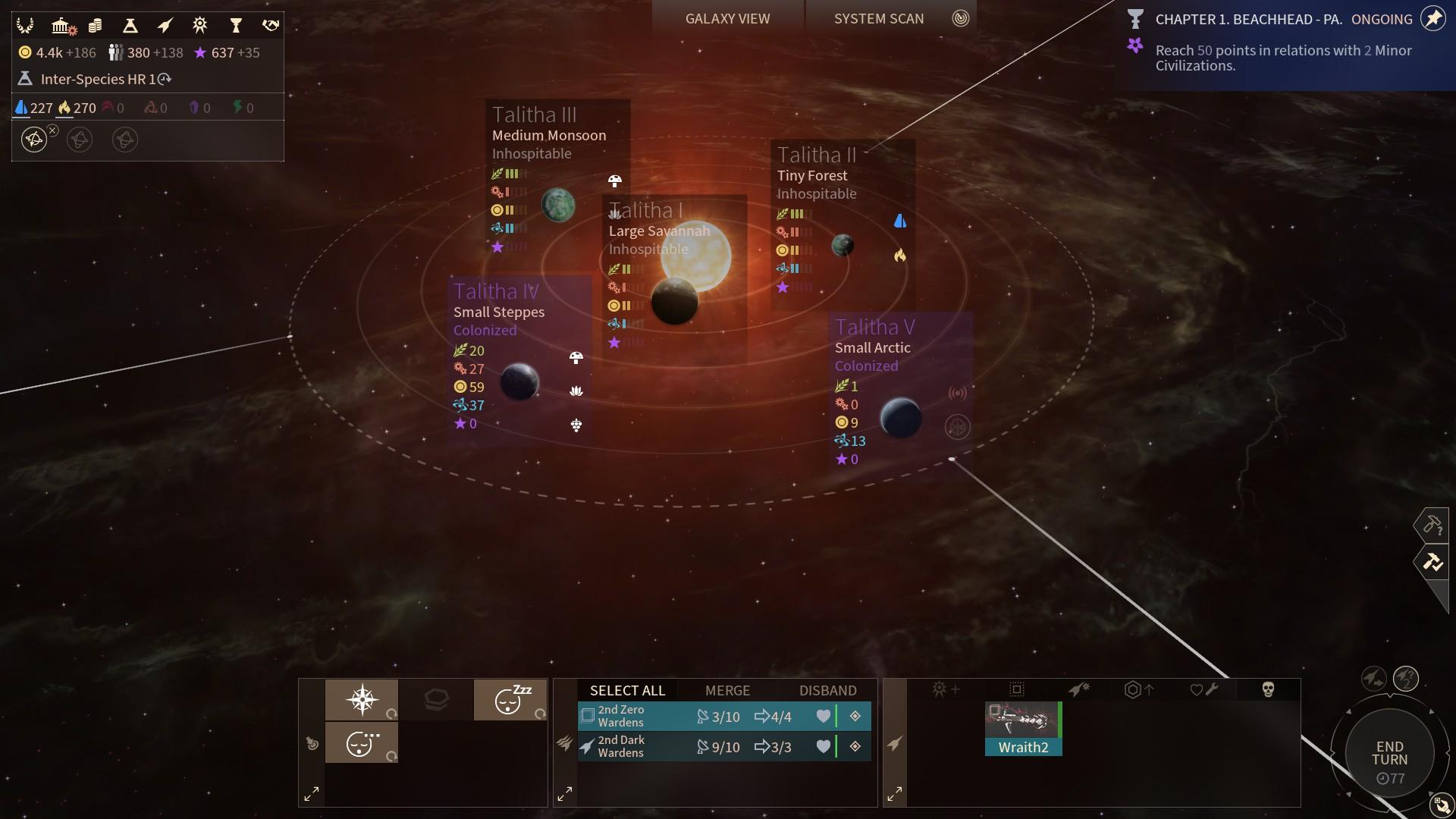 Endless Space 2 – konkurence schopný kousek 144573