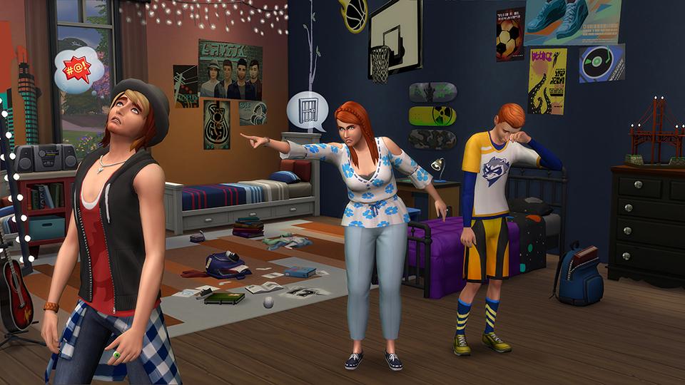 Balíček Rodičovství přinese do The Sims 4 životní hodnoty 144578